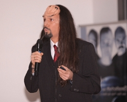 the klingon teacher in Zweibrücken